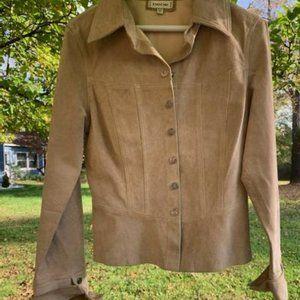 Leather Bebe Jacket